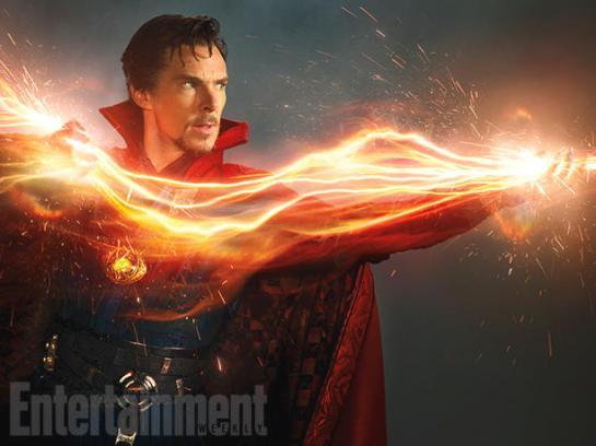 Doctor Strange Cumberbatch new images