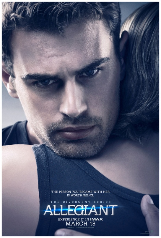 Here are the new Divergent series Allegiant posters,,,