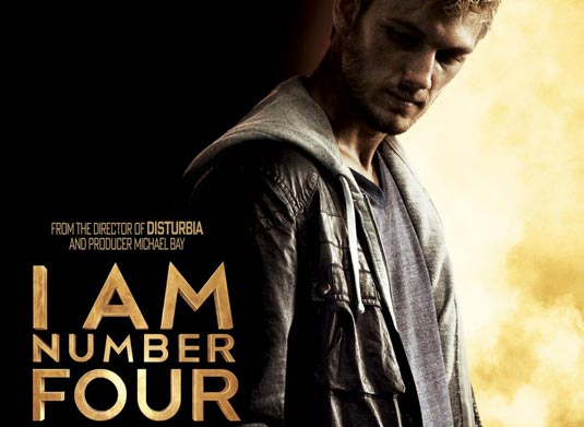I Am Number Four review trailer