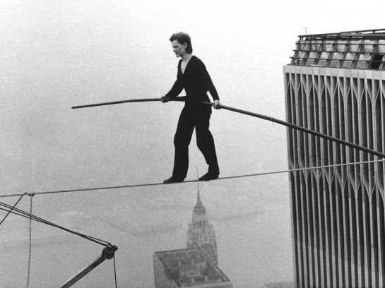 The real Philippe Petit