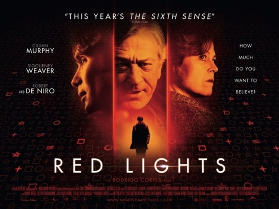 Red Lights even De Niro cant save this movie, trailer review