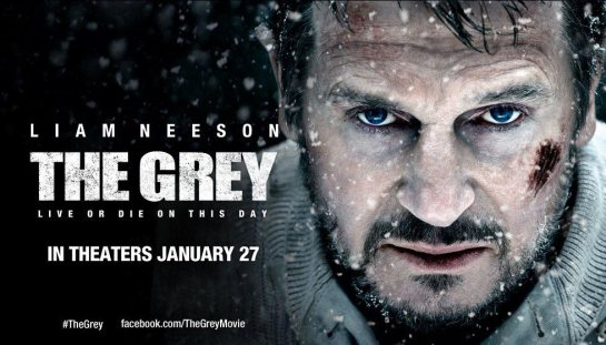 The Grey review, trailer