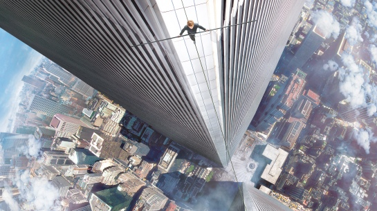 The Walk, a wonderful positive memory of the Twin Towers.