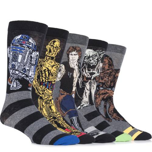Win SockShop Star Wars socks!