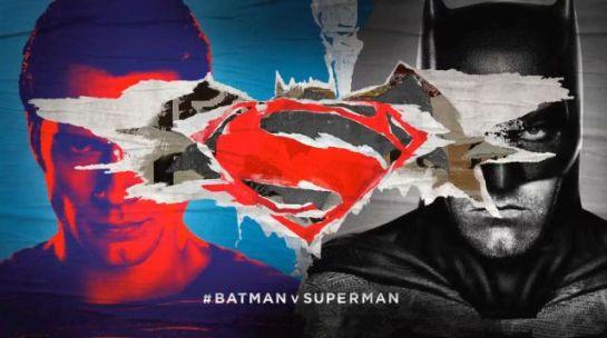 Brazilian TV trailer Batman v Superman