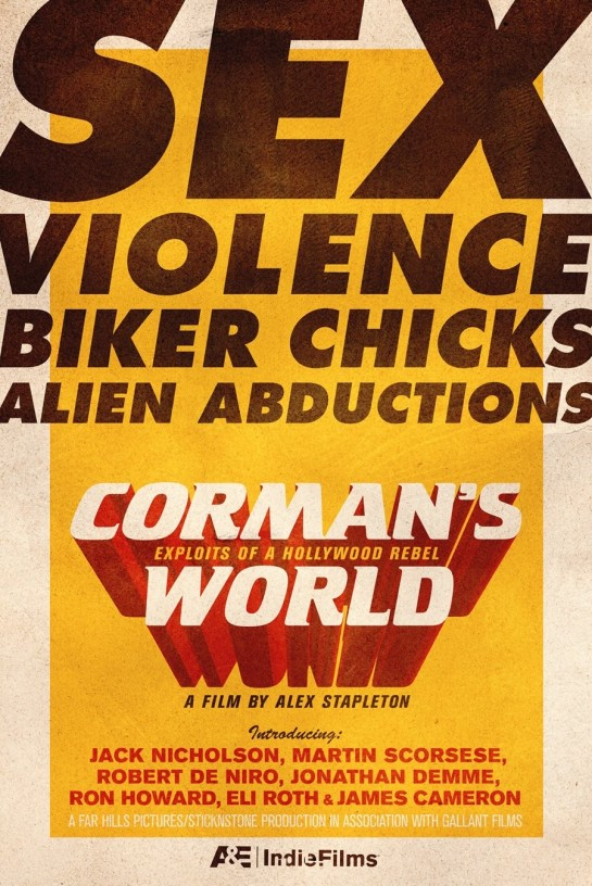 Corman's World Exploits of a Hollywood Rebel review trailer