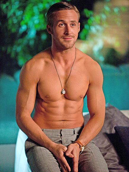 Ryan Gosling prefers knitting instead of hitting the gym
