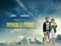 Seeking A Friend for the End of the World, reviewtrailer