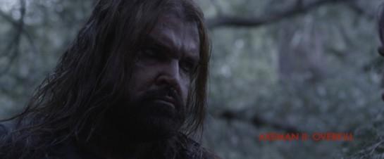 Stills, poster, trailer from horror 'Axeman II Overkill',m
