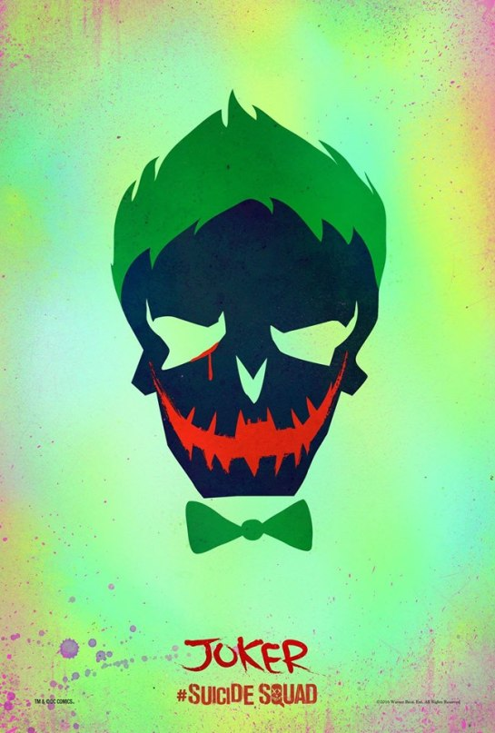 The first Suicide Squad Posters 2