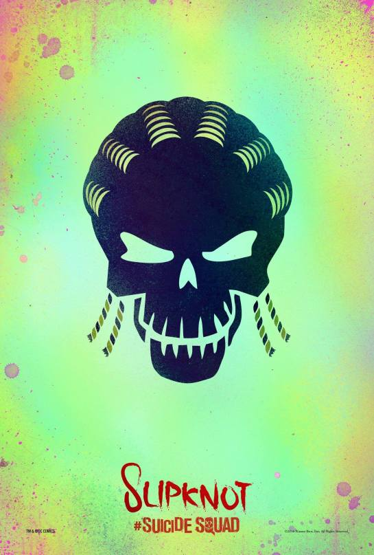 The first Suicide Squad Posters 8