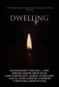 DWELLING upcoming horror movie trailer and images,,