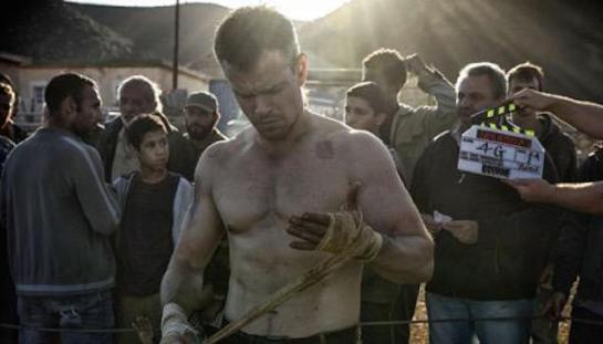 Jason Bourne is back and he remembers everything new trailer ..