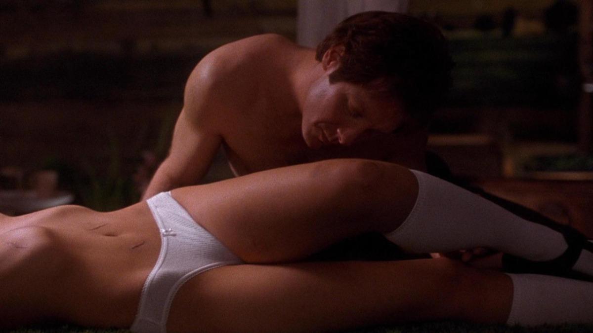 заметил, как эротика кино секретарь смотреть массажистка