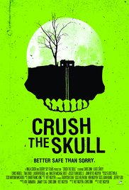 CRUSH THE SKULL Trailer - Horror - Thriller ,