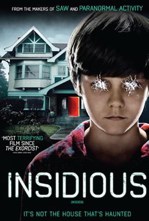 Insidious feel good horror review trailer4