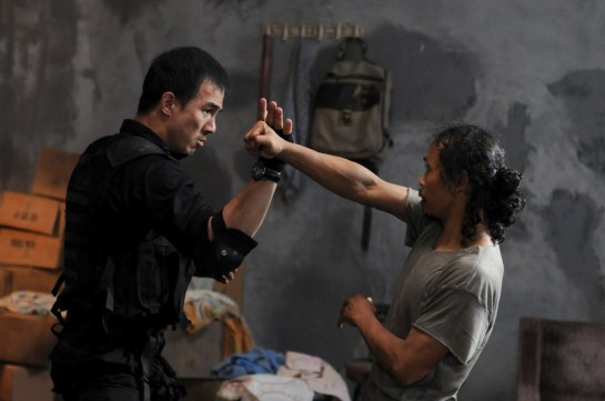 The Raid Redemption all action review trailer2