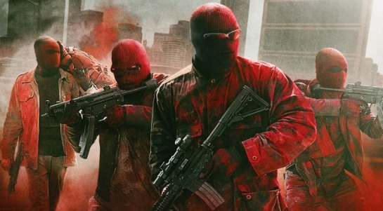 There's no limit to what desperate men will do when pushed. - Triple 9 Review