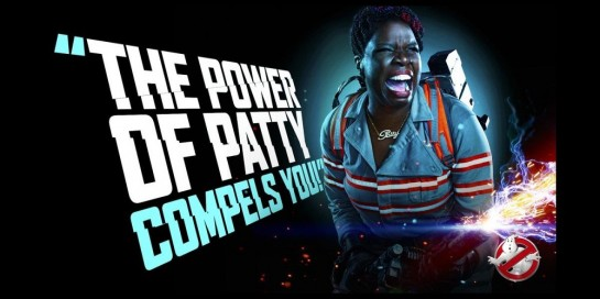 Is it me or does the Ghostbusters promo material just look crap.