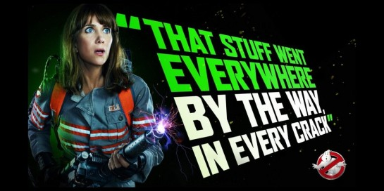 Is it me or does the Ghostbusters promo material just look crap...