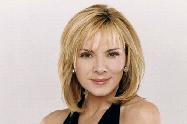 Kim Cattrall Born Liverpool England, Raised Canada Parents British