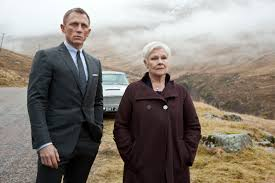 M .. Judi Dench says Tom Hiddleston is her choice for next 007 ,