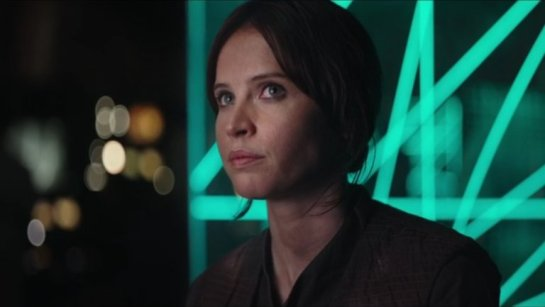 Rogue One A Star Wars Story first teaser trailer