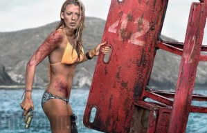 The Shallows Blake Lively bloody bikini image and trailer