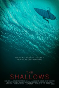 The Shallows Blake Lively bloody bikini image and trailer.,