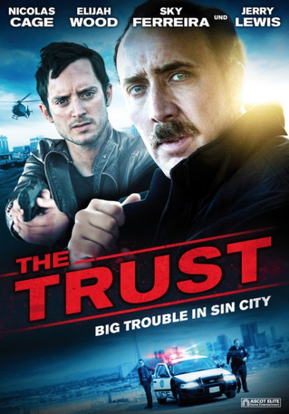 The Trust Nic Cage movies continue downwards review trailer