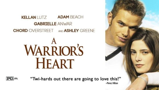 A Warrior's Heart review trailer.,.,