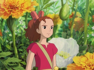 Arrietty brings new and inventive ideas review trailer