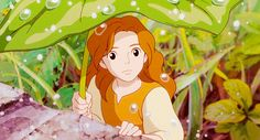 Arrietty brings new and inventive ideas review trailer.,