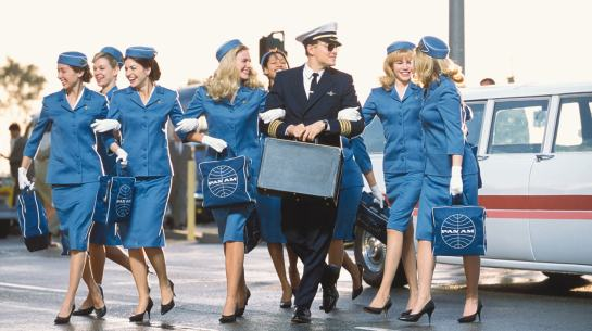 Best trailers ever Catch Me If You Can,.