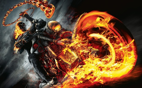 Ghost Rider Spirit of Vengeance  review trailer