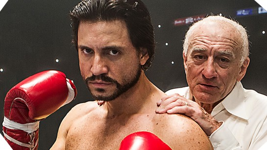 HANDS OF STONE Trailer (Robert De Niro - Roberto Duran Boxing Movie)
