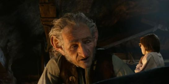 The BFG New trailer for Steven Spielberg's summer blockbuster