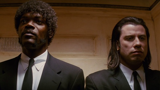 Best trailers ever .. its got to be Pulp Fiction .. you know you want to watch it again.
