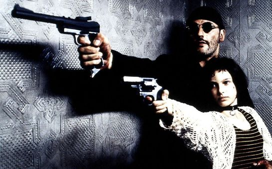 Best trailers ever.. Leon The Professional Natalie Portman as an 11 year old hitman