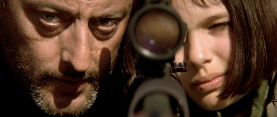 Best trailers ever.. Leon The Professional Natalie Portman as an 11 year old hitman..,