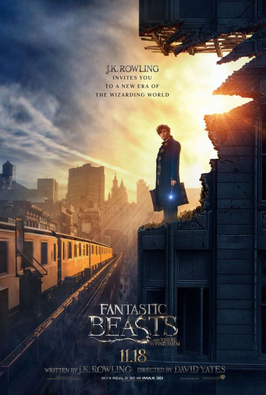 Fantastic Beasts and Where to Find Them – A New Hero Featurette Eddie Redmayne as Newt Scamander
