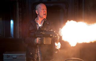 Marauders (2016 – Bruce Willis, Dave Bautista, Adrian Grenier, Christopher Meloni) Trailer
