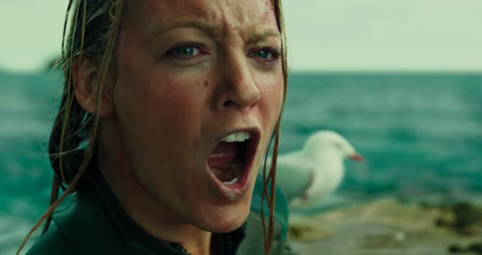 The Shallows we test the water with Blake Lively review trailer,.