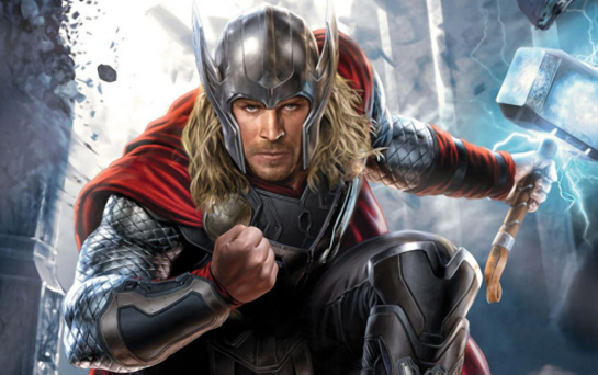THOR is an epic myth review trailer.,