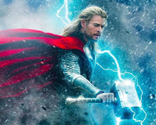 THOR is an epic myth review trailer,,