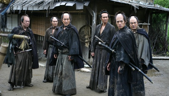 13 Assassins is violent and stunning review trailer.