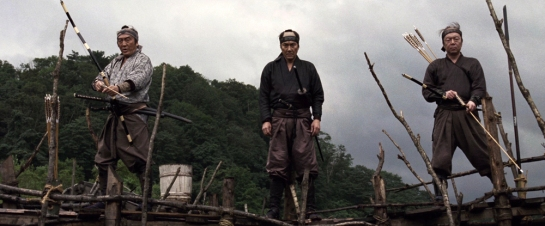 13 Assassins is violent and stunning review trailer.,