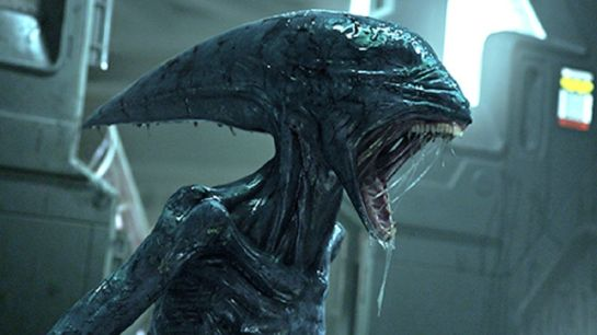 First image of new xenomorphs from Alien Covenant