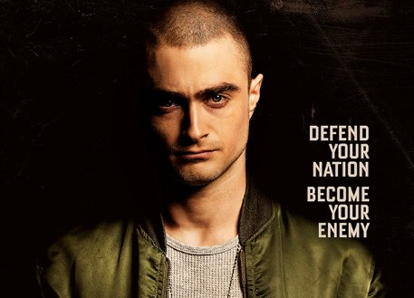Imperium Daniel Radcliffe, Toni Collette - Official Trailer and images