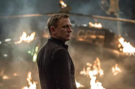 James Bond will not be back for two years but Daniel Craig may return1